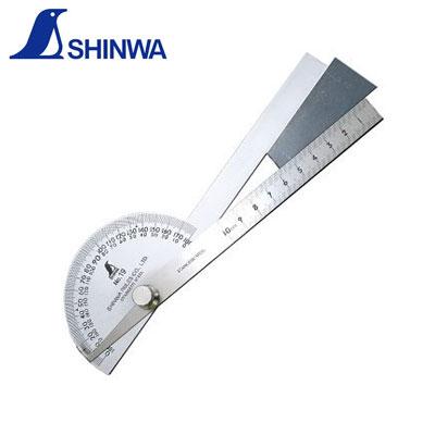 Thước đo góc 100mm Shinwa 62490
