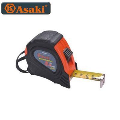 Thước kéo nền vàng Asaki AK-0387