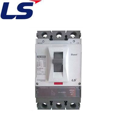 Aptomat chỉnh dòng (MCCB) 3P TS400N