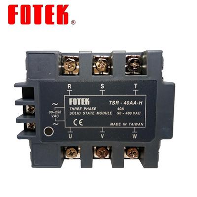 Bộ bán dẫn 3 pha Fotek TSR-40AA-H