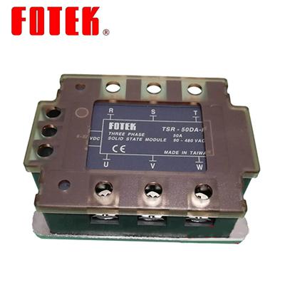 Bộ bán dẫn 3 pha Fotek TSR-50AA-H