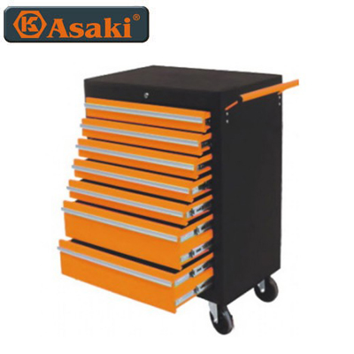 Tủ đựng đồ nghề 7 ngăn Asaki AK-9971