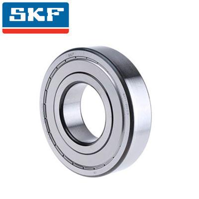 Vòng bi cầu nắp bảo vệ sắt SKF 6312-2Z
