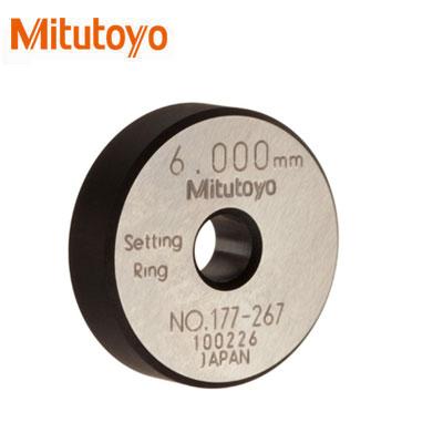 Vòng chuẩn thép 6mm Mitutoyo 177-267