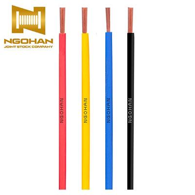 Dây điện đơn mềm VCm - Ngô Han