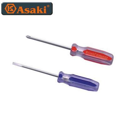 Vít thép cán nhựa trong Asaki AK-7112