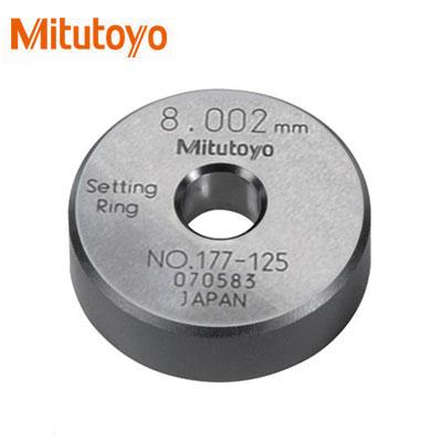 Vòng chuẩn thép 8mm Mitutoyo 177-125
