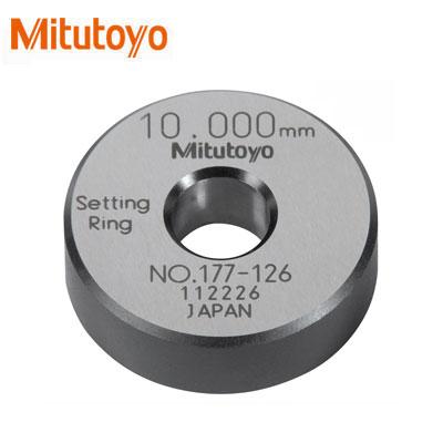 Vòng chuẩn thép 10mm Mitutoyo 177-126