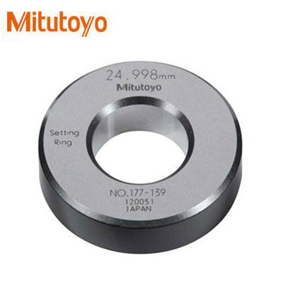Vòng chuẩn thép 25mm Mitutoyo 177-139