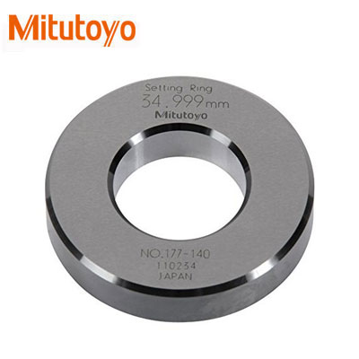 Vòng chuẩn thép 35mm Mitutoyo 177-140