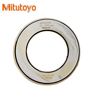 Vòng chuẩn thép 70mm Mitutoyo 177-147