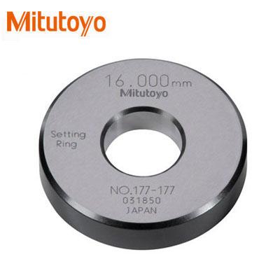 Vòng chuẩn thép 16mm Mitutoyo 177-177