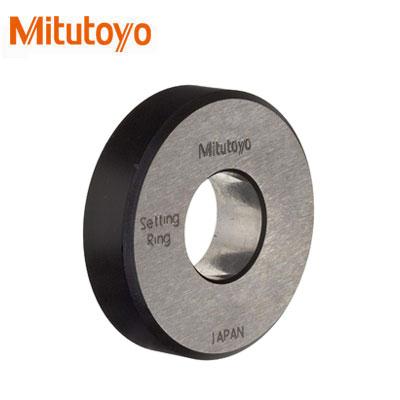 """Vòng chuẩn thép 0.6"""" Mitutoyo 177-181"""