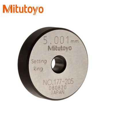 Vòng chuẩn thép 5mm Mitutoyo 177-205