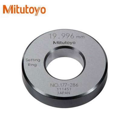 Vòng chuẩn thép 20mm Mitutoyo 177-286