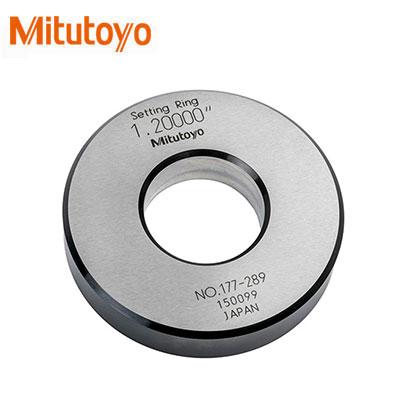 """Vòng chuẩn thép 1.2"""" Mitutoyo 177-289"""