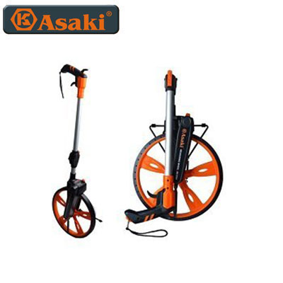 Xe đẩy đo đường Asaki AK-2580